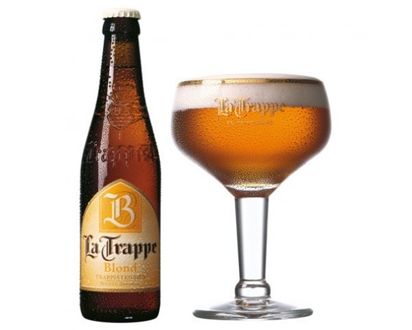 Bia La Trappe Blond (330ml - 6,5% - Hà Lan)